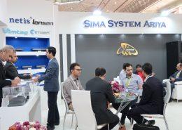 حضورسیما سیستم اریا در IPAS 2017