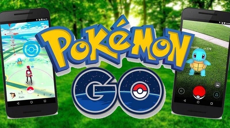 Augmented Reality-pokemon